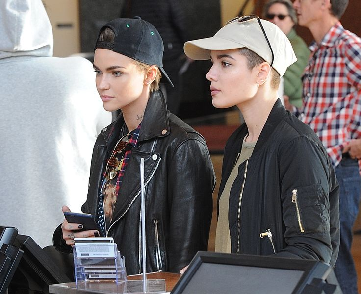 Ruby Rose and Phoebe Dahl broke off their engagement a little over a week ago, and now rumors are swirling that the Justin Bieber doppleganger is now dating ...