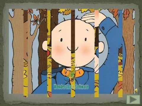 Jules in het bos, digitaal prentenboek voor kleuters