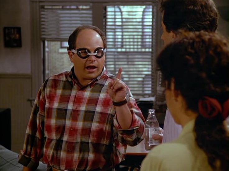 Seinfeld The Glasses