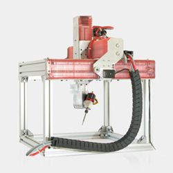 5axisworks 3D printing milling 5-axis machine