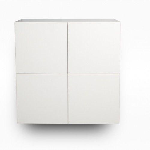 FO2 zwevend design dressoir - Zwevende TV meubels - Tv meubels
