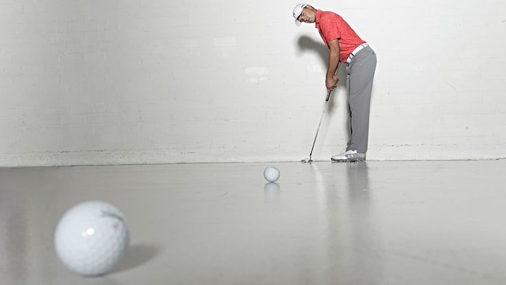 Sharpen your putting with Jordan Spieth's two favorite games.