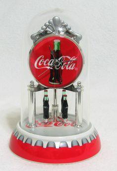 Coca-Cola Anniversary Clock