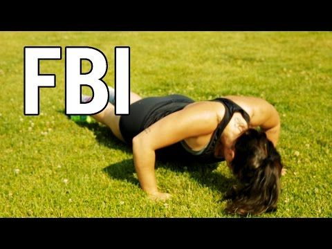 Everyday Women Take The FBI Fitness Test - YouTube Gonna try this! Looks fun!