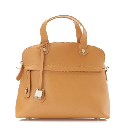Marla Fiji Sabine Leather Handbag.. are you ready  for the Autumn Carnival ..........