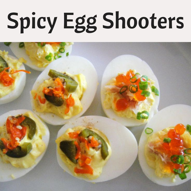 These deviled eggs many not make it past the kitchen counter. Get ready for a flavor explosion!