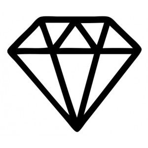 I love the simple diamond design, I just don't really have any meaning for getting it. Hopefully I'll come up with something.