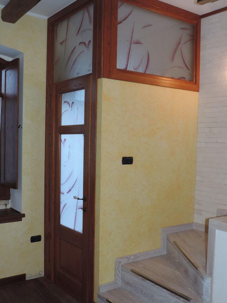 Ingressi pi luminosi porte e vetri porte per interni for Porte 60x200