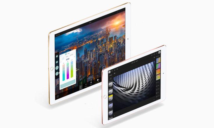 Apple's Newest iPad Pro Touts Revolutionary 'True Tone' Display