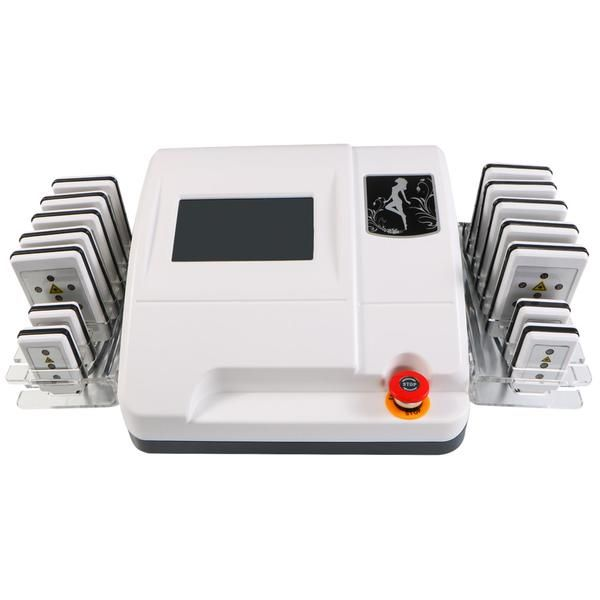 Lipo Laser Fat Removal Cellulite Reduction Body Contouring Machine
