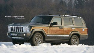 New Jeep Grand Wagoneer Launch Date Set for 2018, to Get Maserati Twin-Turbo V6 & V8 Mills - autoevolution for Mobile