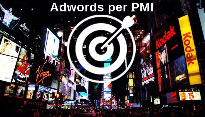 Centrare l'obiettivo con Adwords per PMI