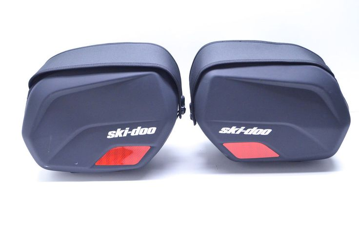 New OEM Can-Am, Sea-Doo, Ski-Doo Saddle Bags NOS | eBay Motors, Parts & Accessories, Snowmobile Parts | eBay!