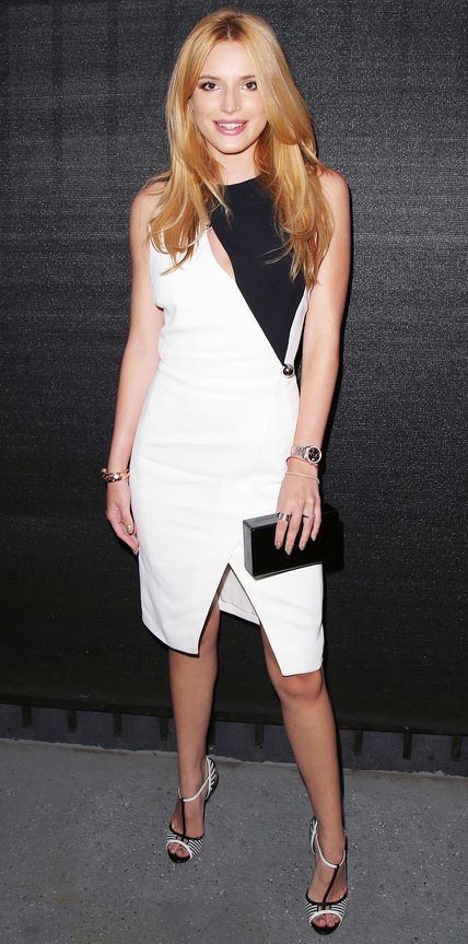 "Look of the Day - August 17, 2015 - Premiere Of Manis Film's ""Big Sky"" - Arrivals from #InStyle"