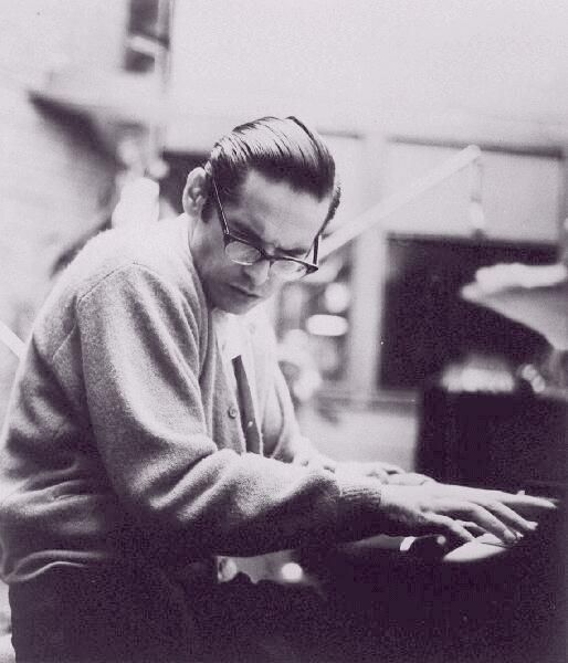 Bill Evans. Classically trained jazz pianist extraordinaire.