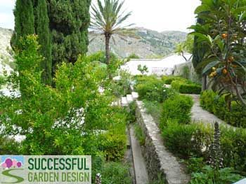 Perfect Terraces Jardin Nazari Spain Via Successful Garden Design Blog