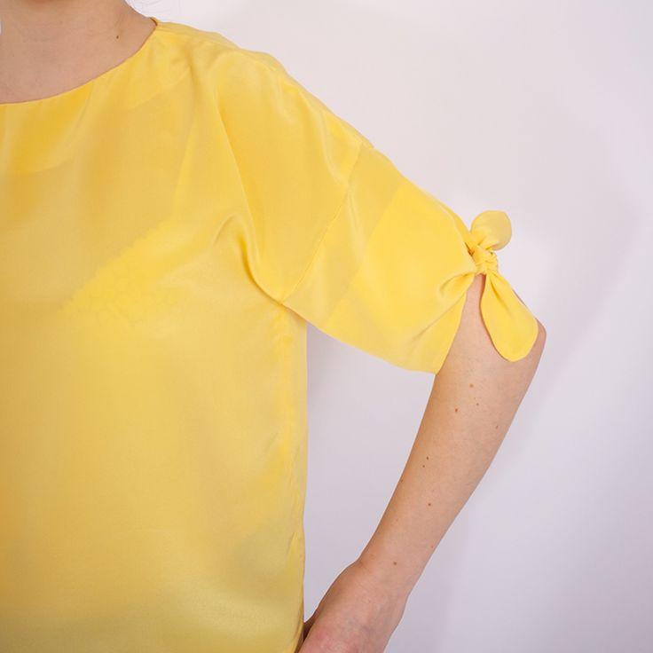 --Patron de couture Slow Sunday Paris-- Veste Iris et top Iris