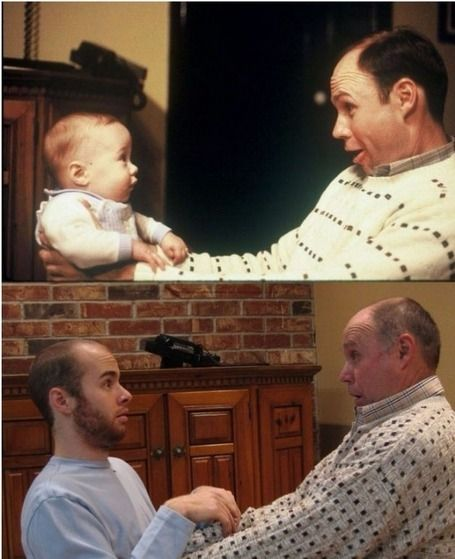 Catch up on the latest trend: childhood photos recreated. These photos are hilarious