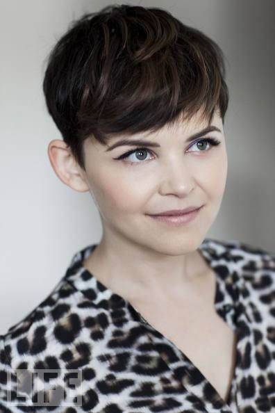 Ginnifer Goodwin...waiting very impatiently for Once Upon a Time to come back on!