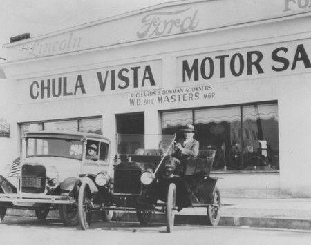 Chula Vista Motor Sales | Hemmings Daily: