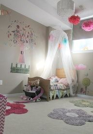 toddler #girls #bedroom