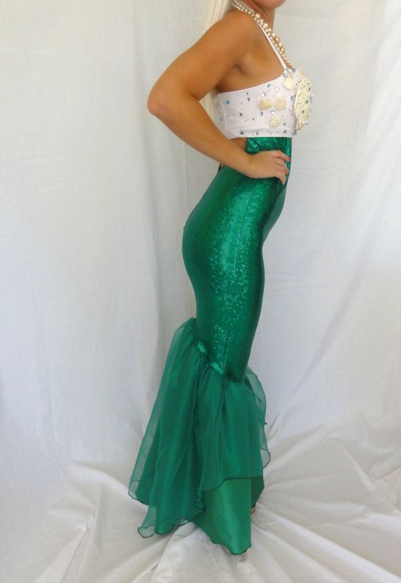 Mermaid costume @Danielle Lampert Lampert Doñes