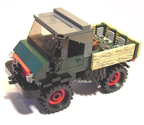 MisterZumbi's LEGO Unimog