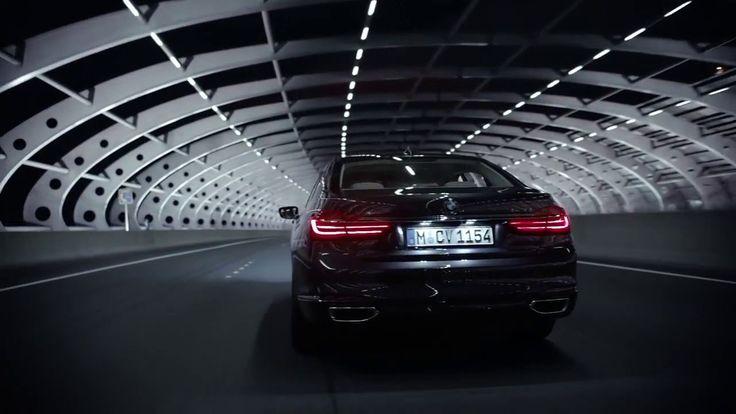 April 11 2016: BMW 7 Series: Ultimate Comfort.