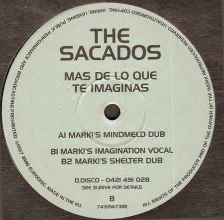 """TOP 100 DE LOS 90´S: 95.- """"Mas de lo que te imaginas"""" - The Sacados (19..."""