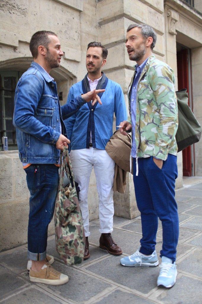 They Are Wearing: Paris Men's Fashion Week Spring 2015 - Slideshow