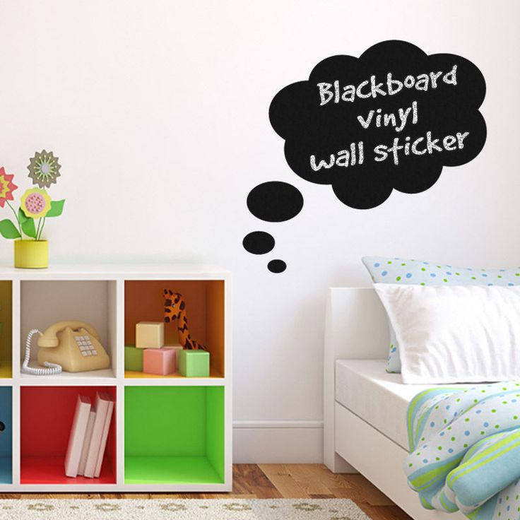Best Blackboard Wall Stickers Images On Pinterest Blackboard - Vinyl wall decal adhesive