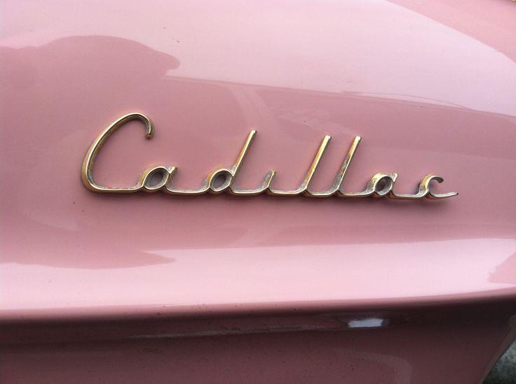 PInk Cadillac ♔audreylovesparis