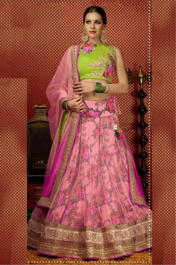 Mejores 23 imágenes de Bollywood dress en Pinterest | Lehenga choli ...
