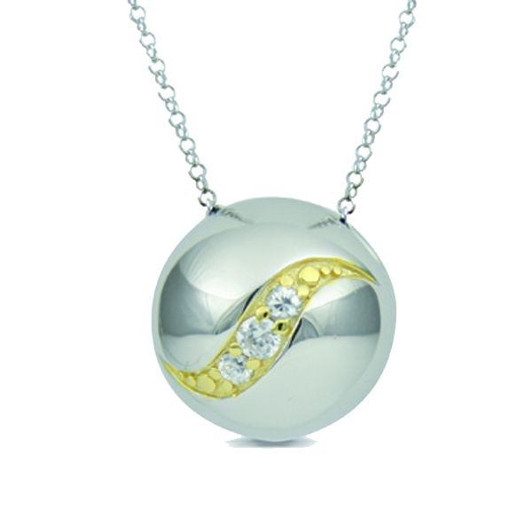 """Flow: """"Go where the currents of life take you."""" #Sterlingsilver #Handpainted #jewelry"""