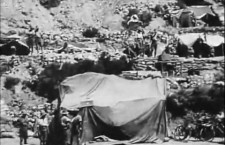 Restored Gallipoli Film - ANZAC Day