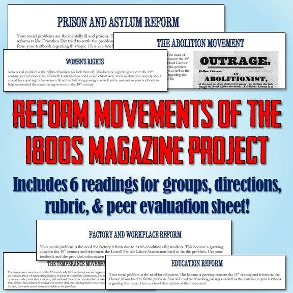 Us History Reform Movements Essay Checker - image 6