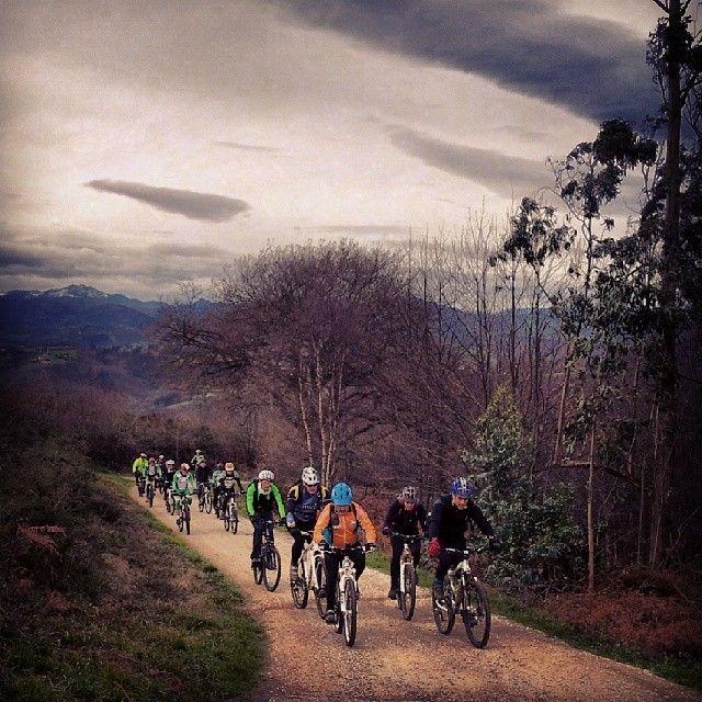El Naranco, #Oviedo, #Asturias, la casa de #RapososBTT #MTB