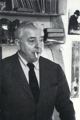 Izis, 1952