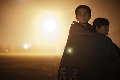 UNHCR Italia (UNHCRItalia) su Twitter: anche nel campo #rifugiati di #Zaatri in #Giordania arriva l'inverno UNHCR / B. Sokol / November 2012
