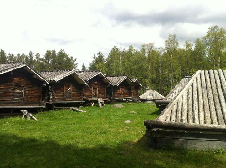 Lappstaden in Arvidsjaur, Norrbottens län