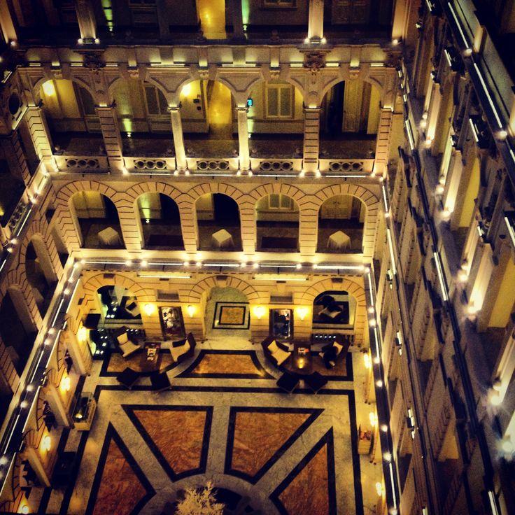 Boscolo hotel Budapest