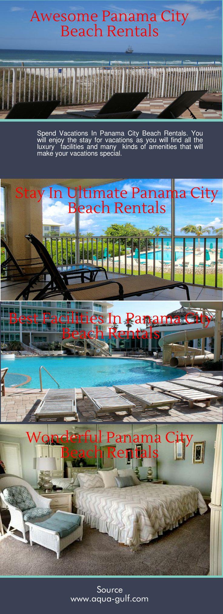 Lavish #Panama #City #Beach #Rentals