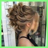 lange Haarmodelle - 10 wunderschöne Prom Updos für langes Haar  #langes #updos...