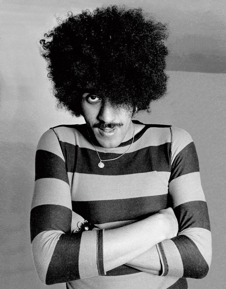 Living for the stripes ~ Phil Lynott