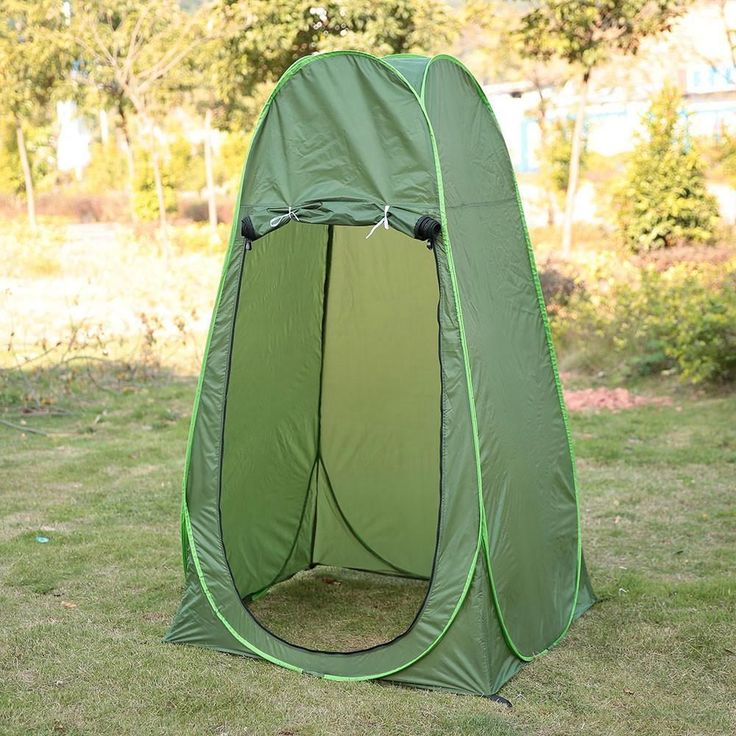 Outdoor Portable Double-Layer Camping Tent