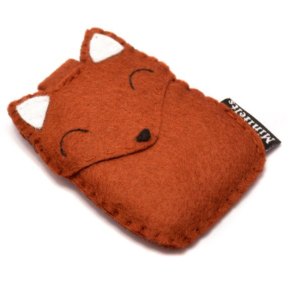Fox iPod Nano Case 6th Generation 7th Gen Case iPod от minifelts