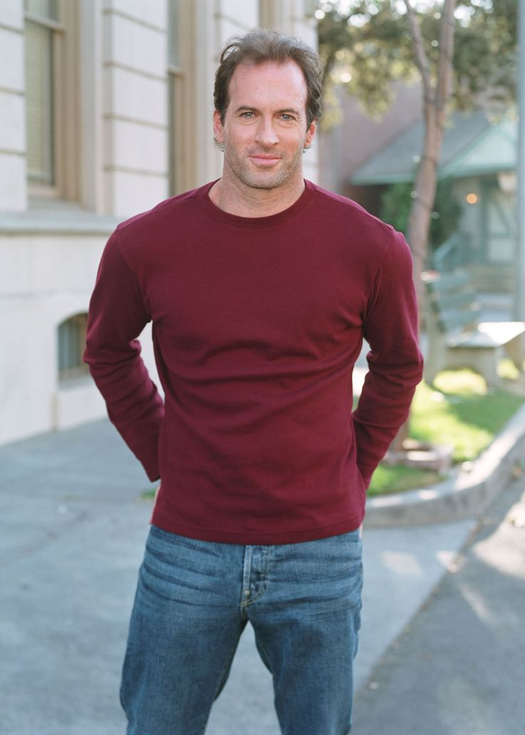 "Gilmore Girls S5 Scott Patterson as ""Luke Danes"""