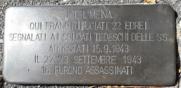 Arona24 - Cerimonia commemorativa a Meina