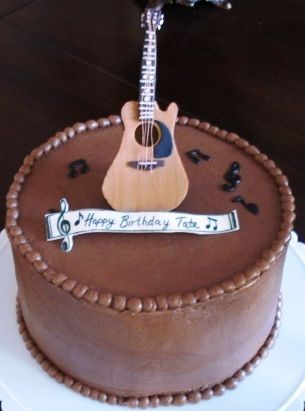 17 Best Images About Cakes On Pinterest Johnny Cash Cake