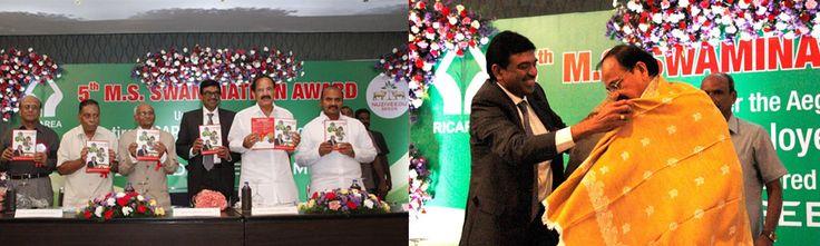 The Prestigious 5th M S Swaminathan Award Function